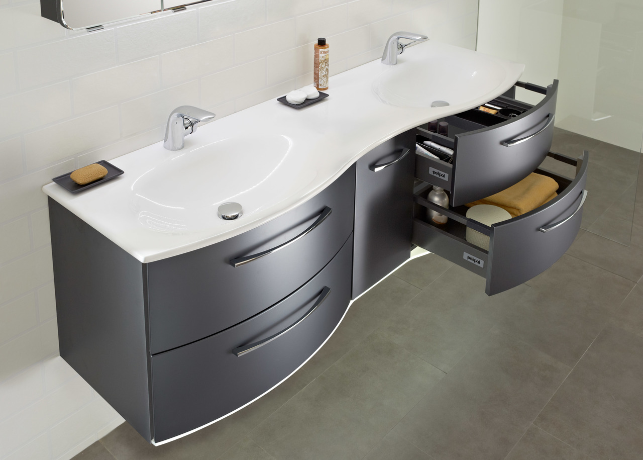 Pelipal Cassca Doppelwaschtisch ~ Solitaire 7025 solitaire bathroom furniture brands furniture